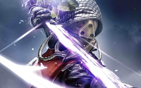 Картинка battlefield, girl, game, soldier, sky, weapon, woman, war, online, fight, leaf, bow, human, suit, armour, ...