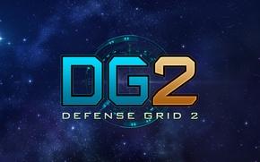 Картинка компьютер, космос, игра, space, Defense Grid 2