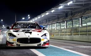 Обои GranTurismo, MC GT4, Maserati, car