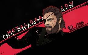 Картинка metal gear solid, fan art, mgs, big boss, kojima productions, naked snake, Metal Gear Solid ...