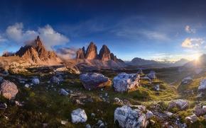 Картинка горы, природа, камни
