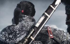 Картинка винтовка, тамплиер, Assassin's Creed, Rogue, Шэй Патрик Кормак, Изгой, Шэй, вытаскивает