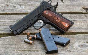 Картинка пистолет, оружие, Champion Operator
