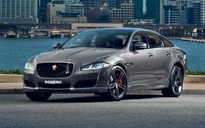 Картинка Jaguar, ягуар, Sedan, XJR