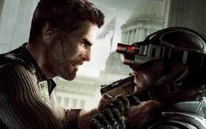 Обои агент, splinter cell, conviction, killer, agent, computer game