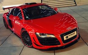 Картинка Audi, тюнинг, суперкар, передок, Prior-Design, GT650, приор-дизайн