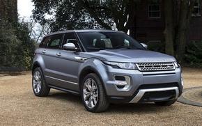 Картинка Range Rover, Evoque, эвок, рендж ровер, 2014