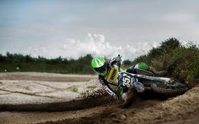 Картинка спорт, мотоцикл, гонки