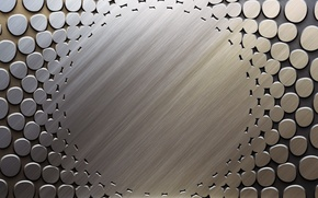 Картинка pattern, metal, background, texture, металл, узор, steel, silver