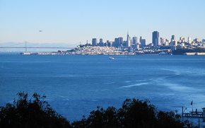 Обои city, город, USA, California, San Francisco