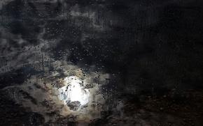 Картинка озеро, отражение, Massachusetts