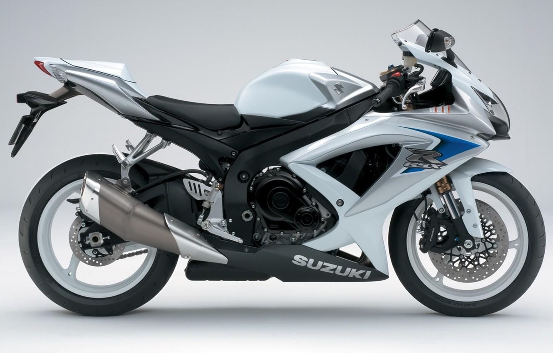 Фото обои мотоцикл, Suzuki, спортбайк, GSX-R 600