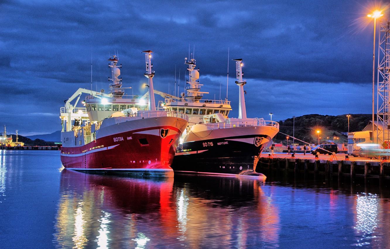 картинки порт корабли