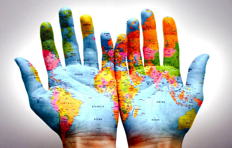 Карта мира человека картинки обладательниц
