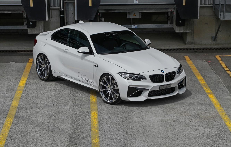 Фото обои бмв, купе, BMW, Coupe, F87, dAHLer