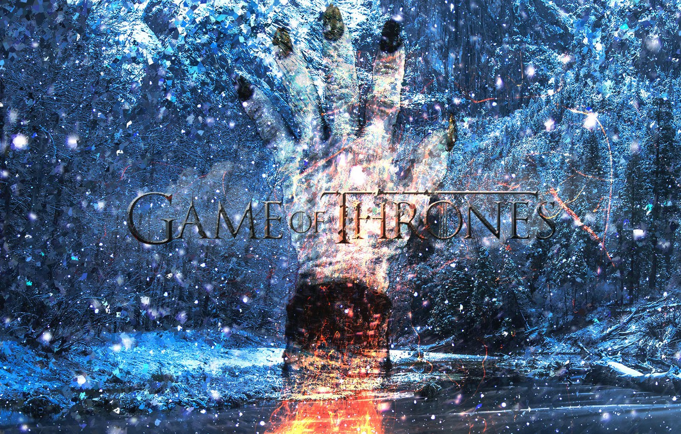 Фото обои зима, A Song of Ice and Fire, Game of Thrones, THRONES, GAME