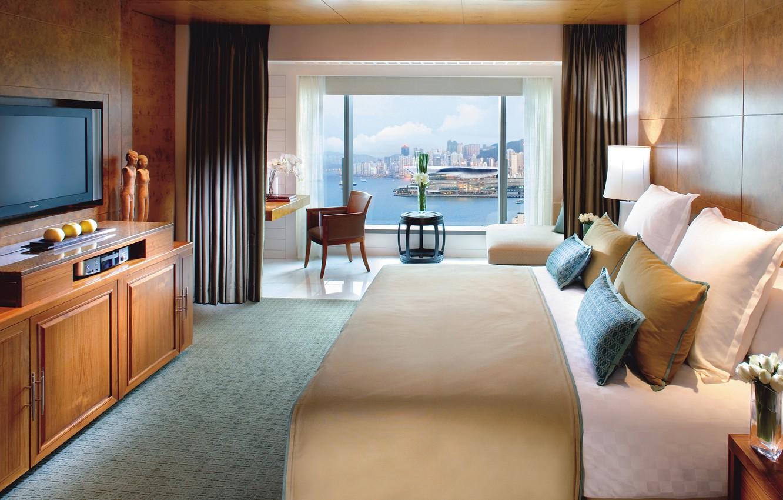 Фото обои дизайн, стиль, комната, интерьер, отель, harbour, room/, hong-kong