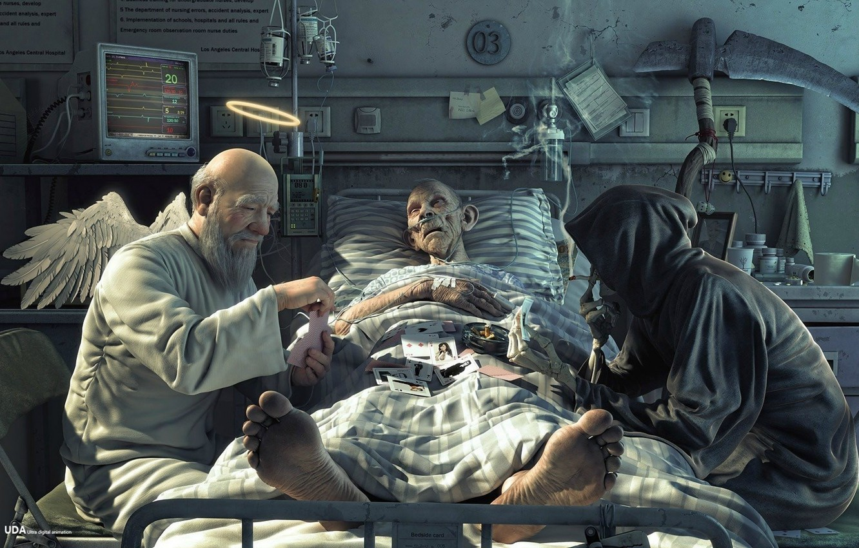 Фото обои жизнь, смерть, борьба, жизнь игра