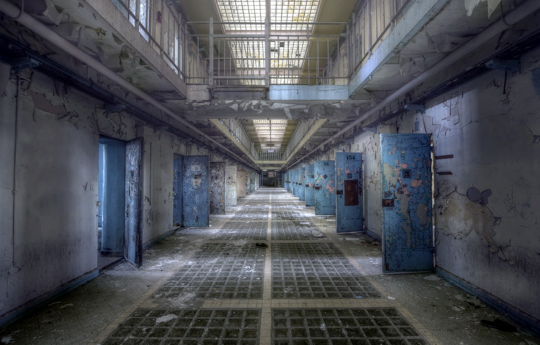 Скачать Обои Про Тюрьму 1366 768