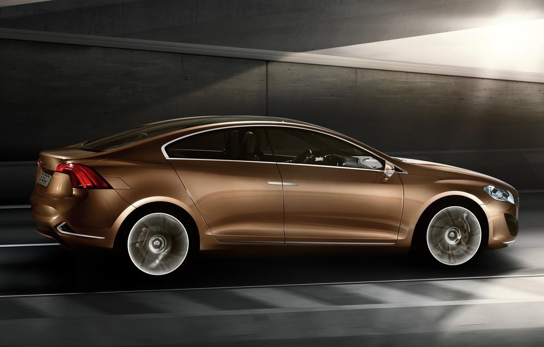 Фото обои Volvo, концепт-кар, S 60