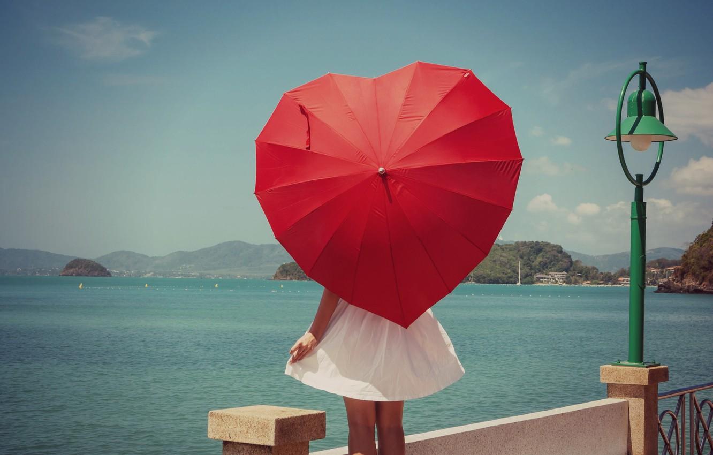 Обои зонты. Настроения foto 15