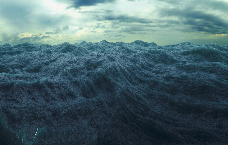 Обои океан, волна, wave картинки на рабочий стол, раздел природа ... | 850x1332
