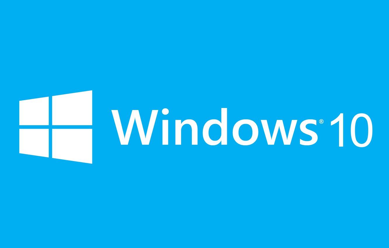 Обои 10, логотип, windows, пуск. Windows foto 12