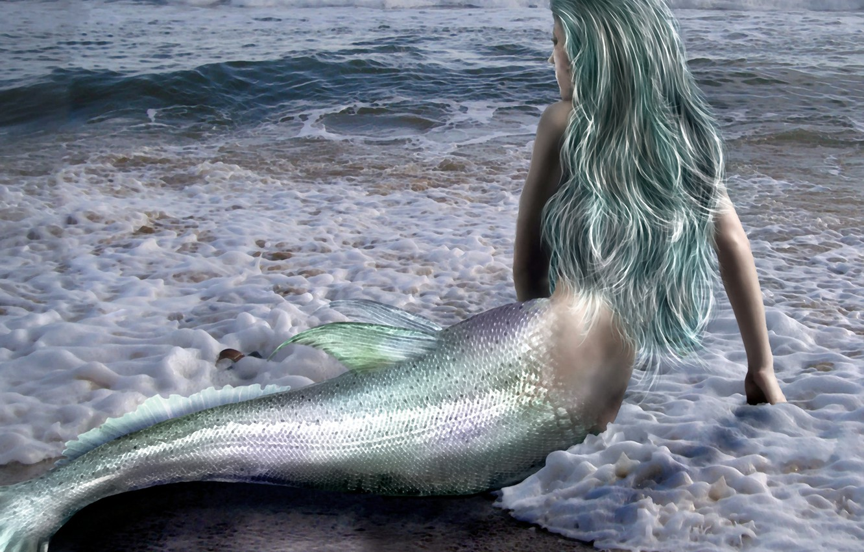 Картинки с хвостами русалок