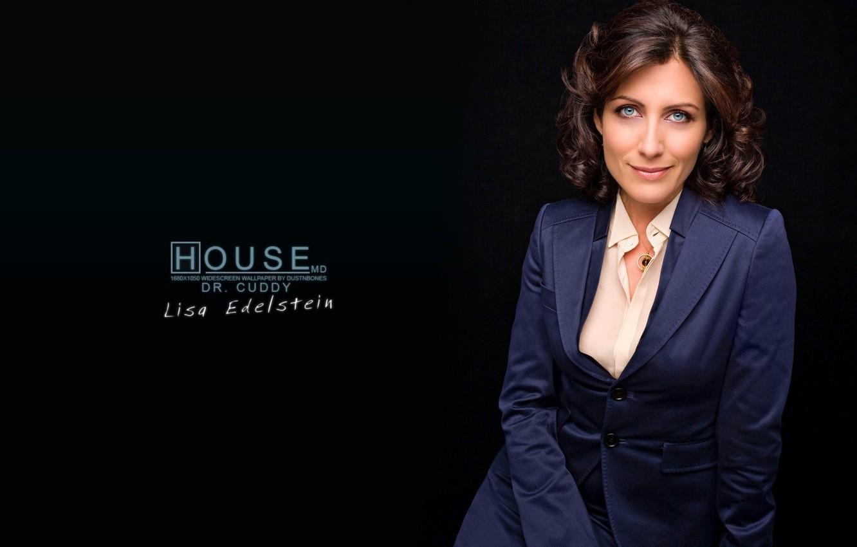 Фото обои House M.D., Доктор Хаус, сериал, Лиза Кадди