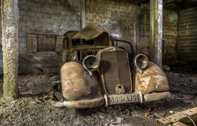 Обои машины, лом. Автомобили foto 14