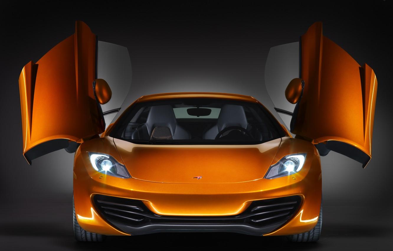 Фото обои car, дизайн, McLaren, MP4-12C