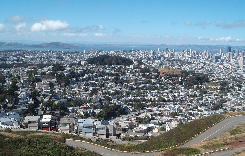 Обои san_francisco, калифорния, сша, Сан франциско, california. Города foto 14