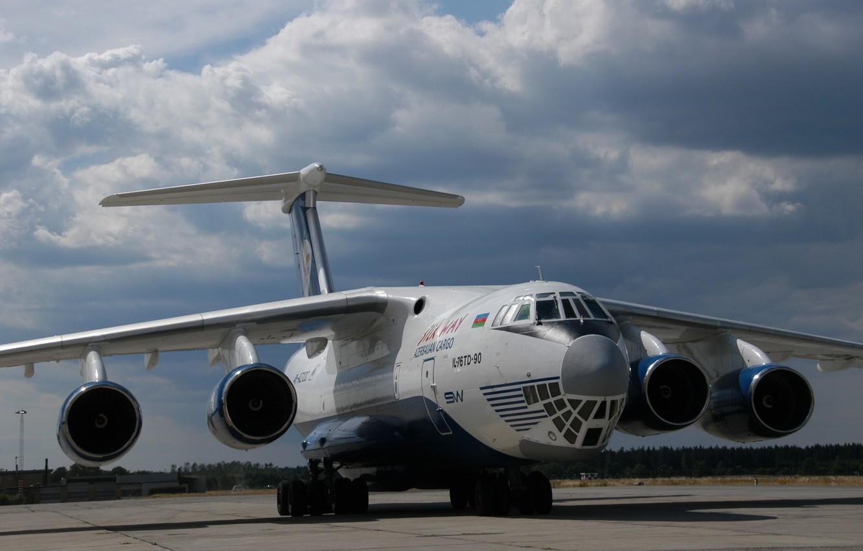 Обои Самолёт, транспортный. Авиация foto 8