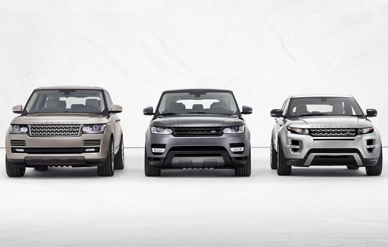 Фото обои фон, Спорт, Land Rover, Range Rover, Sport, Evoque, Ленд Ровер, Эвок, Ренж Ровер, джипы, кроссовер.передок