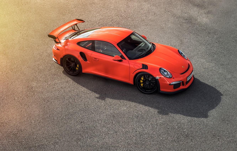 Фото обои 911, Porsche, суперкар, порше, GT3