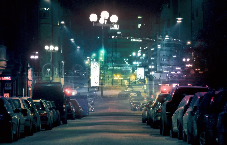 Обои фонари. Города foto 12