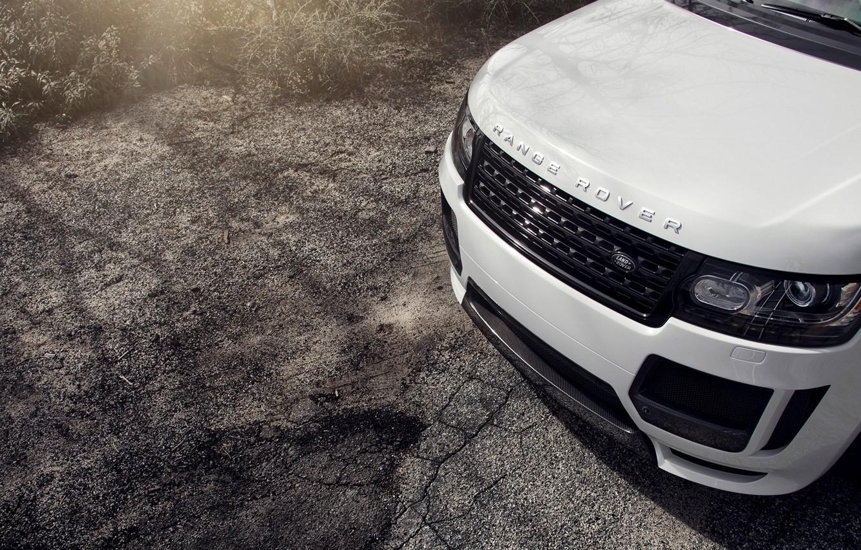 Фото обои Land Rover, Range Rover, ленд ровер, рендж ровер, Vogue, 2015