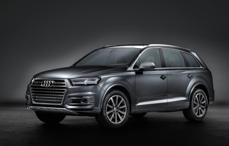 Фото обои Audi, ауди, TDI, quattro, кватро, 2015