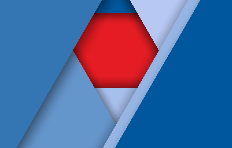 Обои lines, circles, lollipop, design, blue, abstraction, 5.0. Абстракции foto 9