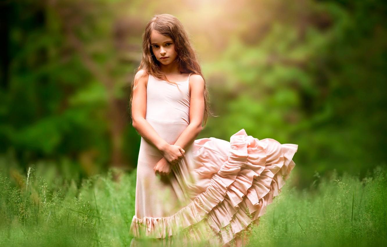 Обои платье, Девочка. Разное foto 11