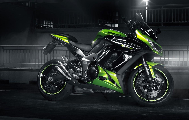 Обои спортивный, z 1000 sx, profile, Kawasaki, Мотоцикл. Мотоциклы foto 6