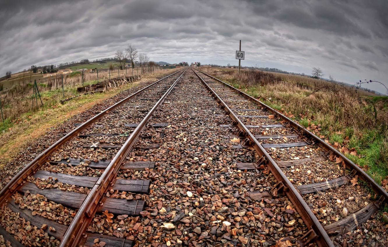 Картинки на рабочий стол о железной дороге