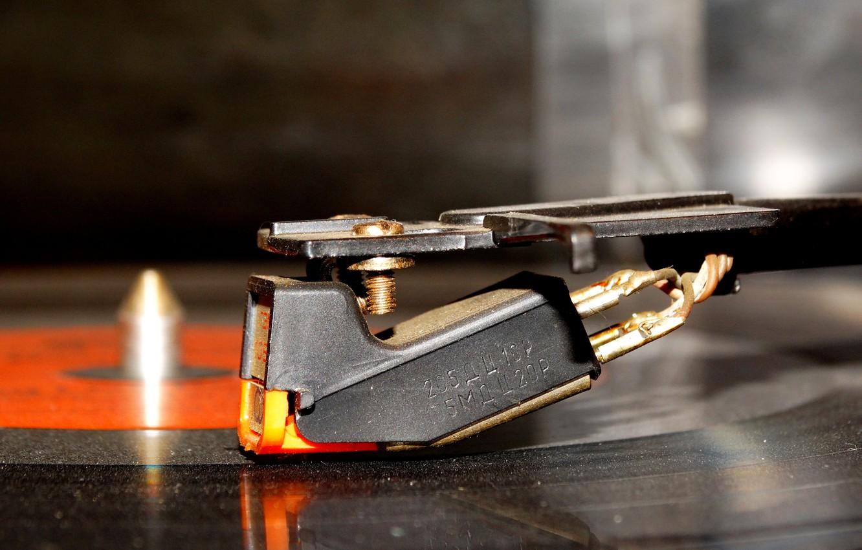 Фото обои проигрыватель, пластинка, магнитофон, магнитола