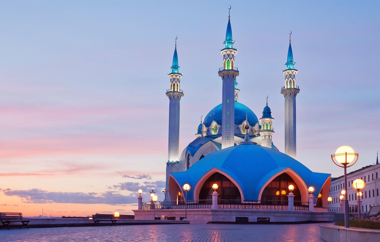 Обои Татарстан, кул шариф, мечеть, Казань. Города foto 9