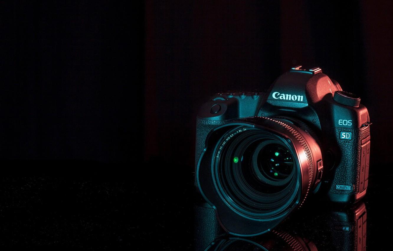 Обои камера, фон, makro. HI-Tech foto 6