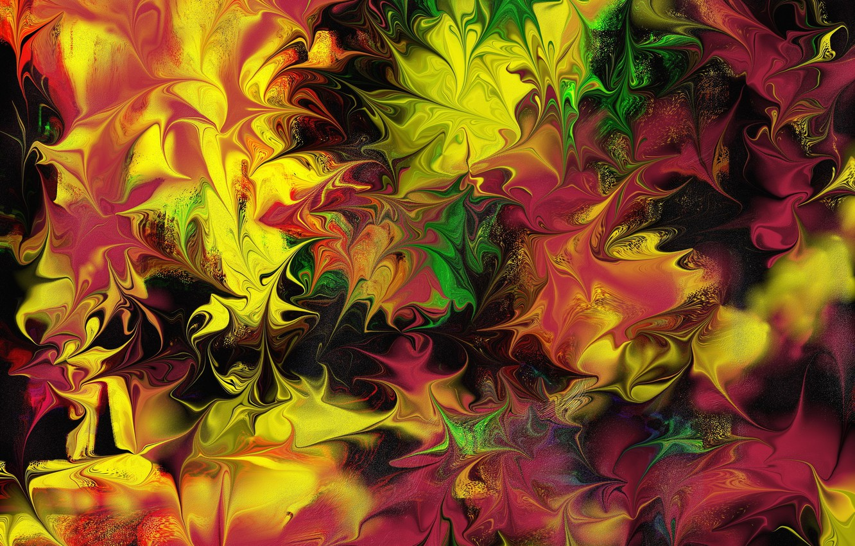 Обои абстракция, Цвет, форма. Абстракции foto 15