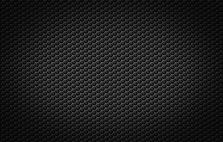 Фото обои чёрный, текстура, метал