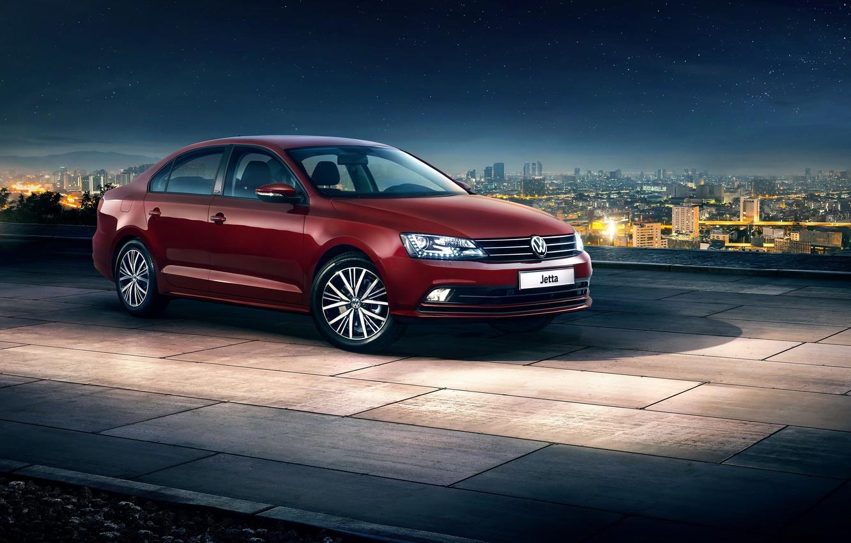 Фото обои Volkswagen, Jetta, фольксваген, джетта