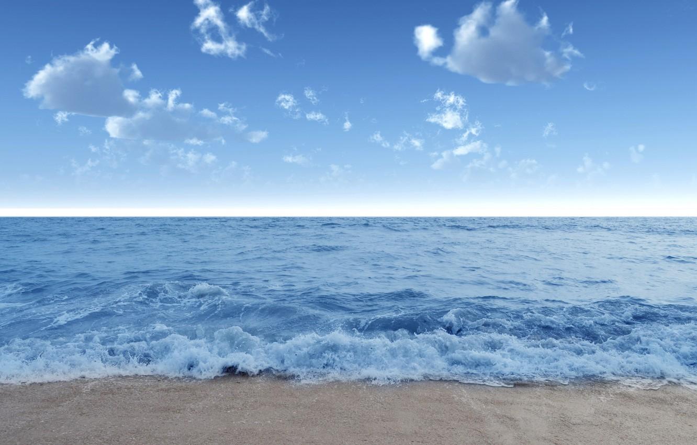 Обои волны. Пейзажи foto 11