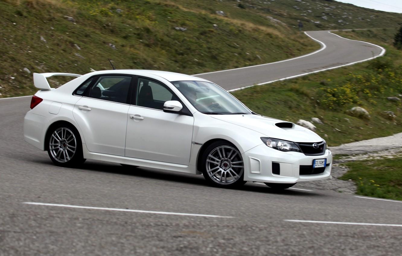 Фото обои Subaru, Impreza, Седан, WRX, Car, Auto, White, Субару, Импреза, Sedan, STi, ЭсТиАй, Суба, ВэЭрИкс, Стиха, …